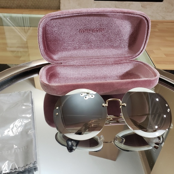7c325b8bbbb New Authentic Miu Miu Sunglasses